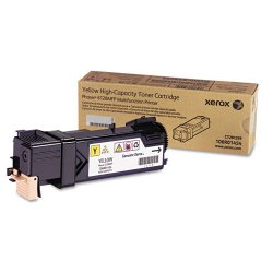 Xerox - 106R01454 - Xerox Yellow Toner Cartridge - 1 Each