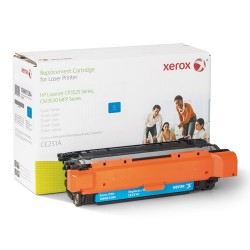 Xerox - 106r1584 - Xerox Toner Cartridge - Alternative for HP (CE251A) - Cyan - Laser - 7000 Pages