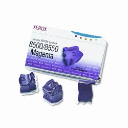 Xerox - 108R00670 - Xerox Solid Ink Stick - Solid Ink - 3000 Pages - Magenta