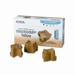 Xerox - 108R00725 - Xerox Solid Ink Stick - Solid Ink - Yellow