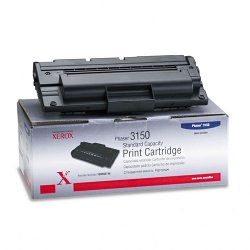 Xerox - 109R00746 - Xerox Black Toner Cartridge - Laser - 3500 Page - 1 Each