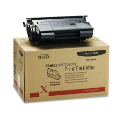 Xerox - 113R00656 - Xerox Black Toner Cartridge - Laser - 10000 Page - 1 Each