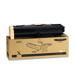 Xerox - 113R00668 - Xerox Black Toner Cartridge - Laser - 30000 Page - 1 Each
