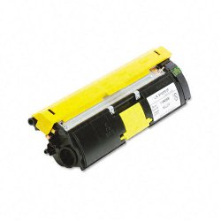 Xerox - 113R00690 - Xerox Yellow Standard-Capacity Toner Cartridge - Laser - 1500 Page - 1 Each