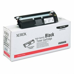 Xerox - 113R00692 - Xerox Black High-Capacity Toner Cartridge - Laser - 4500 Page - 1 Each