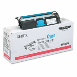 Xerox - 113R00693 - Xerox Original Toner Cartridge - Laser - 4500 Pages - Cyan