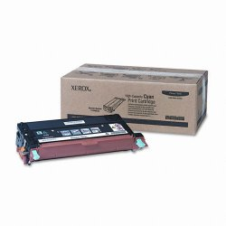 Xerox - 113R00723 - Xerox High Capacity Cyan Toner Cartridge - Laser - 1 Each