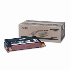 Xerox - 113R00725 - Xerox Original Toner Cartridge - Laser - 6000 Pages - Yellow - 1 Each