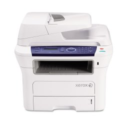 Xerox - 3210/N - Xerox WorkCentre 3210N Multifunction Printer - Monochrome - 24 ppm Mono - 1200 x 1200 dpi - Printer, Scanner, Copier, Fax