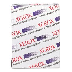 Xerox - 3R12435 - Xerox Premium Laser Print Carbonless Paper - Letter - 8 1/2 x 11 - 23 lb Basis Weight - Punched - 500 / Ream - White
