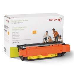 Xerox - 6R3011 - Xerox Toner Cartridge - Alternative for HP (CE402A) - Yellow - Laser - 6000 Pages - 1 Each