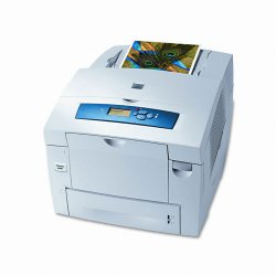 Xerox - 8560/N - Xerox Phaser 8560N Solid Ink Printer - Color - 30 ppm Mono - 30 ppm Color - Fast Ethernet - Mac, PC