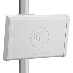 Cambium Networks - C050900D020A - ePMP 2000 5GHz Smart Beamforming Antenna with Mounting Kit for mounting to ePMP 5GHz Sector Antenna (C050900D021A) and Mast