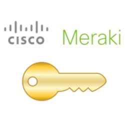 Meraki - LIC-MX60-SEC-1YR - Meraki MX60 Advanced Security License and Support, 1 Year - Meraki MX60 Cloud Managed Security Appliance - Subscription License 1 License - 1 Year License Validation Period