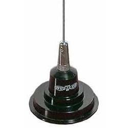 Hustler / New-Tronics Antenna - 1C100 WH - Hustler 1C100 WH 41 White Magnet Mount Antenna