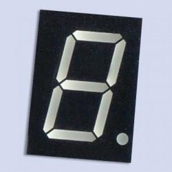 EKL - 1D-03A-BLUE - EKL 1D-03A Single Digit LED Display-Blue