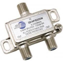 JVI - 25-HFS22DN - JVI 25-HFS22DN 2-Way 5-2300MHz Splitter