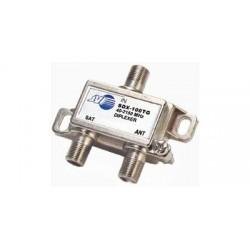 JVI - 35-SDX100T/G - JVI 35-SDX100T/G Tongue/Groove Commercial Satellite Diplexer