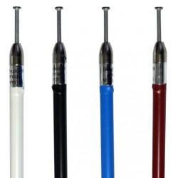 Other - 3' SKIPS BLUE - Skip Shooter Fiberglass Antenna-Blue-3 Foot