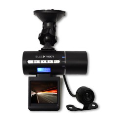 Blue Tiger - BLACK BOX DL DSH CAM - Blue Tiger Black Box Dual Dash Camera