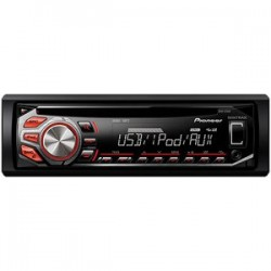 Other - DEH-X26UI - Pioneer DEH-X26UI CD/MP3 Receiver with Front USB