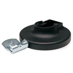 K40 Electronics - K40M BK - K40 M40 BK Magnet Mount Base For The K40 Antenna