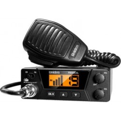 Uniden - PRO 505XL REFURB - Refurbished Uniden PRO505XL Compact CB Radio