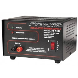 Pyramid Car Audio - PS14K - Pyramid PS14 14 Amp Power Supply