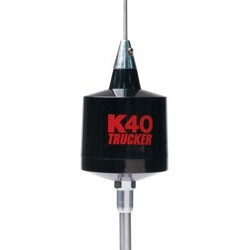 K40 Electronics - TR40 - K40 TR40 49 Trucker Center Load CB Antenna