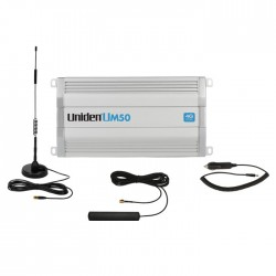 Uniden - UNI-2021CPAL-381-382 - Uniden UM50 4G Car/RV/Boat Cell Booster Kit