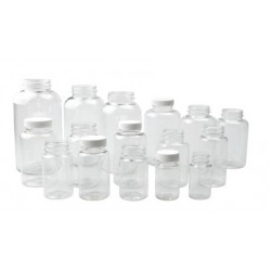Qorpak - 214990 - Packer Bottles - Clear PET