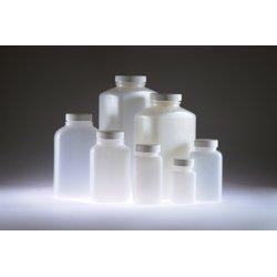 Qorpak - PLA-03253 - 125mL Bottle, Wide Mouth, PK 500