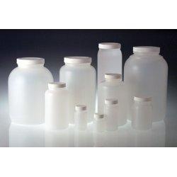 Qorpak - PLA-03312 - 128 oz. Bottle, Wide Mouth, PK 4