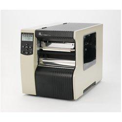 """Zebra Technologies - 172-801-00100 - Zebra 170Xi4 Direct Thermal/Thermal Transfer Printer - Monochrome - Desktop - Label Print - 6.60"""" Print Width - 12 in/s Mono - 203 dpi - 16 MB - USB - Serial - Parallel - LCD - 7.10"""" Label Width - 12.50 ft Label Length"""