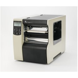 "Zebra Technologies - 172-801-00200 - Zebra 170Xi4 Direct Thermal/Thermal Transfer Printer - Monochrome - Desktop - Label Print - 6.60"" Print Width - Peel Facility - 12 in/s Mono - 203 dpi - 16 MB - USB - Serial - Parallel - Ethernet - LCD - 7.10"" Label"