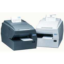 Star Micronics - 37960980 - Hsp7743 Hybrid Receipt Valid Micr Endors Enet Gray Ext Pwr Req
