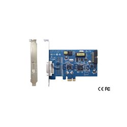 GeoVision - 55-G60EX-080 - GeoVision GV-600 Video Capturing Card - Functions: Video Recording - PCI Express - 720 x 576 - NTSC, PAL - DVI - Plug-in Card