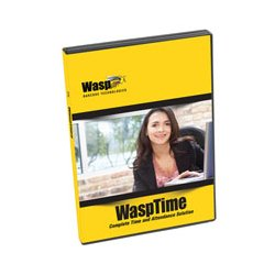 Wasp Barcode - 633808551094 - Wasp WaspTime Admin/Mgr Upgrade - 5 Additional Licenses - License - 5 Additional Administrator - Standard - PC