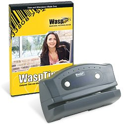 Wasp Barcode - 633808551162 - WaspTime Enterprise - ( v. 7 ) - box pack - 5 administrators, 100 employees - CD - Win