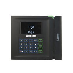 Wasp Barcode - 633808551407 - Wasp WaspTime BC100 Barcode Time Clock - Barcode time recorder - Ethernet