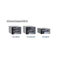 GeoVision - 84-LX8D1-100U - GeoVision GV-LX8CD1 Digital Video Recorder - H.264, MJPEG, AVI, D1 - Gigabit Ethernet - VGA - USB