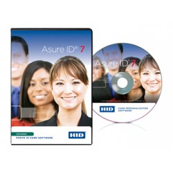 Fargo / HID Global - 086435 - Asure Id Exchange 2009 - Site License Software License 6 Through 20 (one Serial