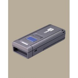 Cipherlab - A1660SGS00001 - CipherLab 1660 Handheld Bar Code Reader - Wireless Connectivity - 100 scan/s - LED - Linear - Bluetooth - Gray