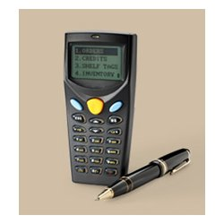 Cipherlab - A8071RS000202 - Cipherlab, 8000, Mobile Com[puter, Laser, Li-on Battery, Terminal Package Only