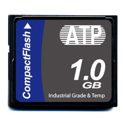 ATP Electronics - AF1GUFI-OEM - Atp, Accessory, Memory, Usb Drive, Industrial Grade, Ruggedized, System In Package, Form Factor, 1gb