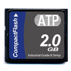 ATP Electronics - AF2GSDI-OEM-A - Atp, Accessory, Memory, Mc1000, Mc9091, Mc3090, Mt4090, Flash Drive Sd/sdhc Card, Industrial Grade, Ruggedized, System In Package, 2gb
