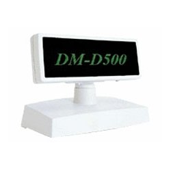 Epson - B113101 - Epson DM-D500 Pole Display - Green - VFD - Serial - White