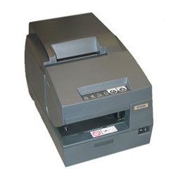Epson - C31C283A8911 - Tm-u675-082 Ser Edg No Micr No Auto Cutter No Pwr Sply