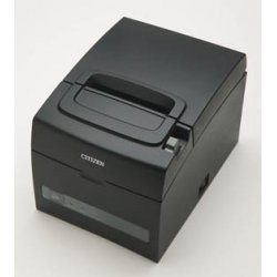 Citizen - CT-S310II-AR-BK - Citizen, Printer, Thermal, Usb/ser9pin, Ctr-argentina-blk W/cord, Ac 220v 6', Argentina W/stamp