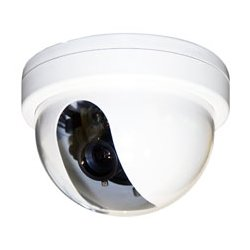 IC Realtime - EL720W - Indoor White Dome, 1/3 I-sniper Pixim 960h Image Sensor, 720tv Lines, 2.8-12mmlens, 12vdc/24vac - No Power Supply Included